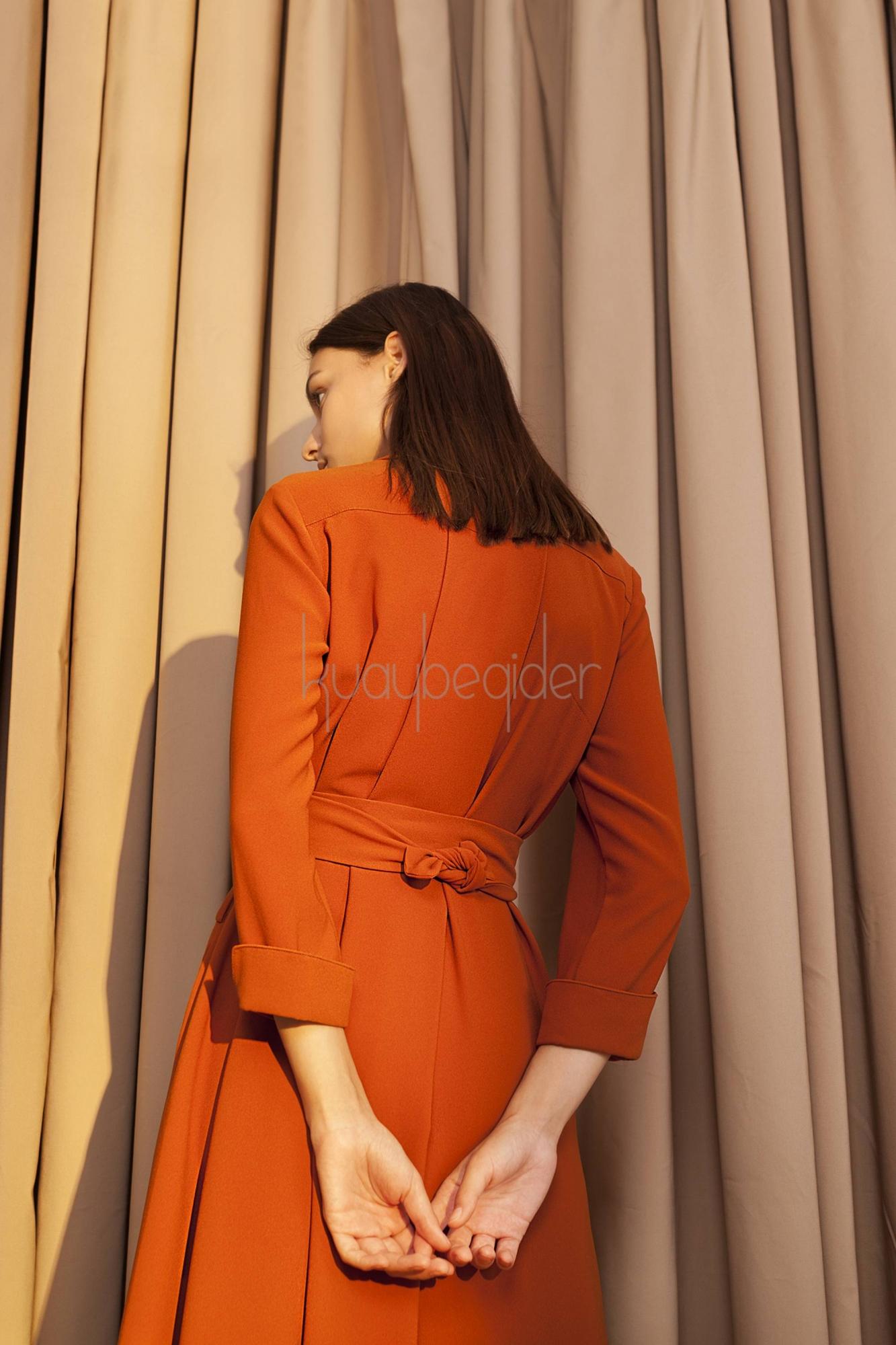 Kuaybe Gider - 2057 Elbise Tarçın