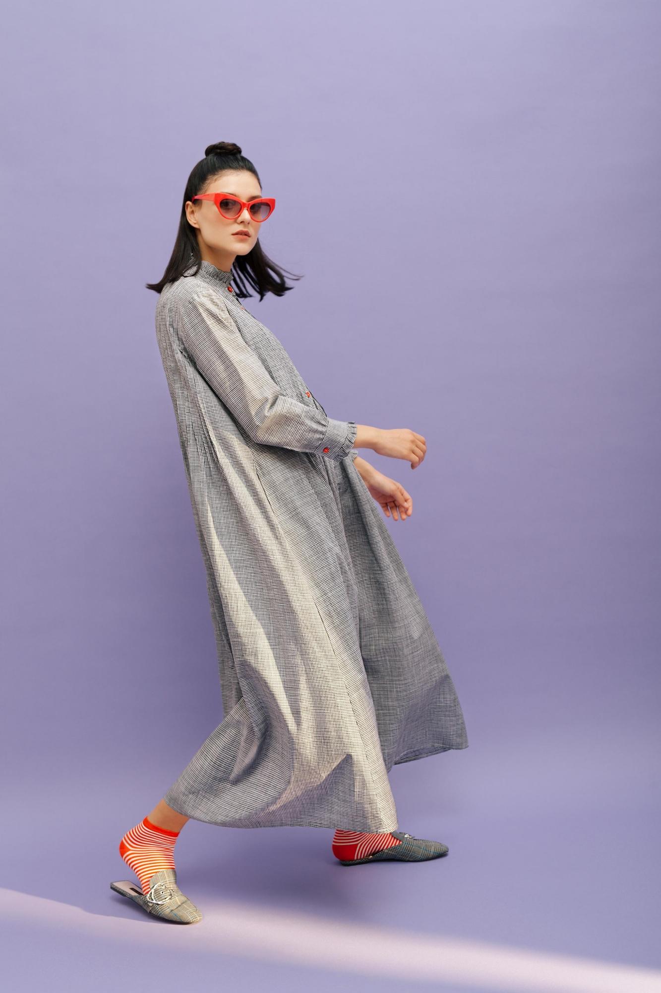 Kuaybe Gider - 2071 Elbise Siyah