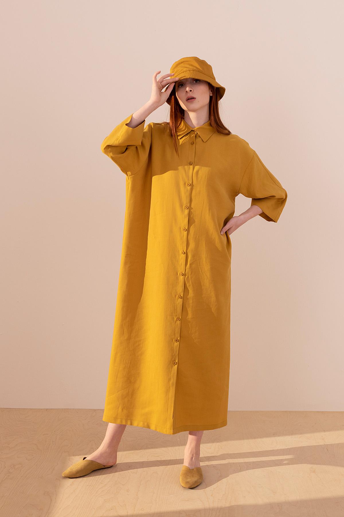 - 2084 Elbise Sarı