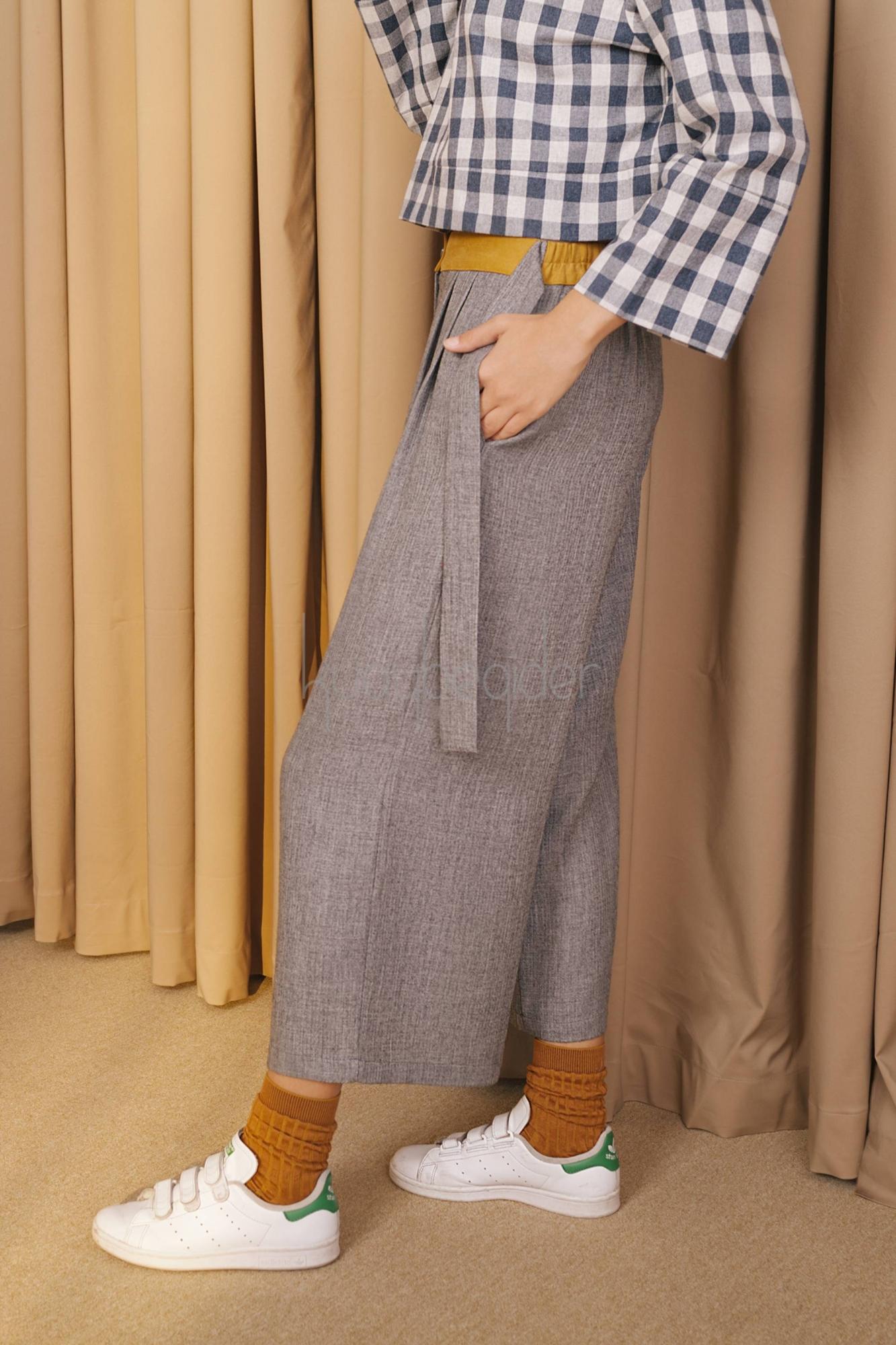 Kuaybe Gider - 4037 Pantolon
