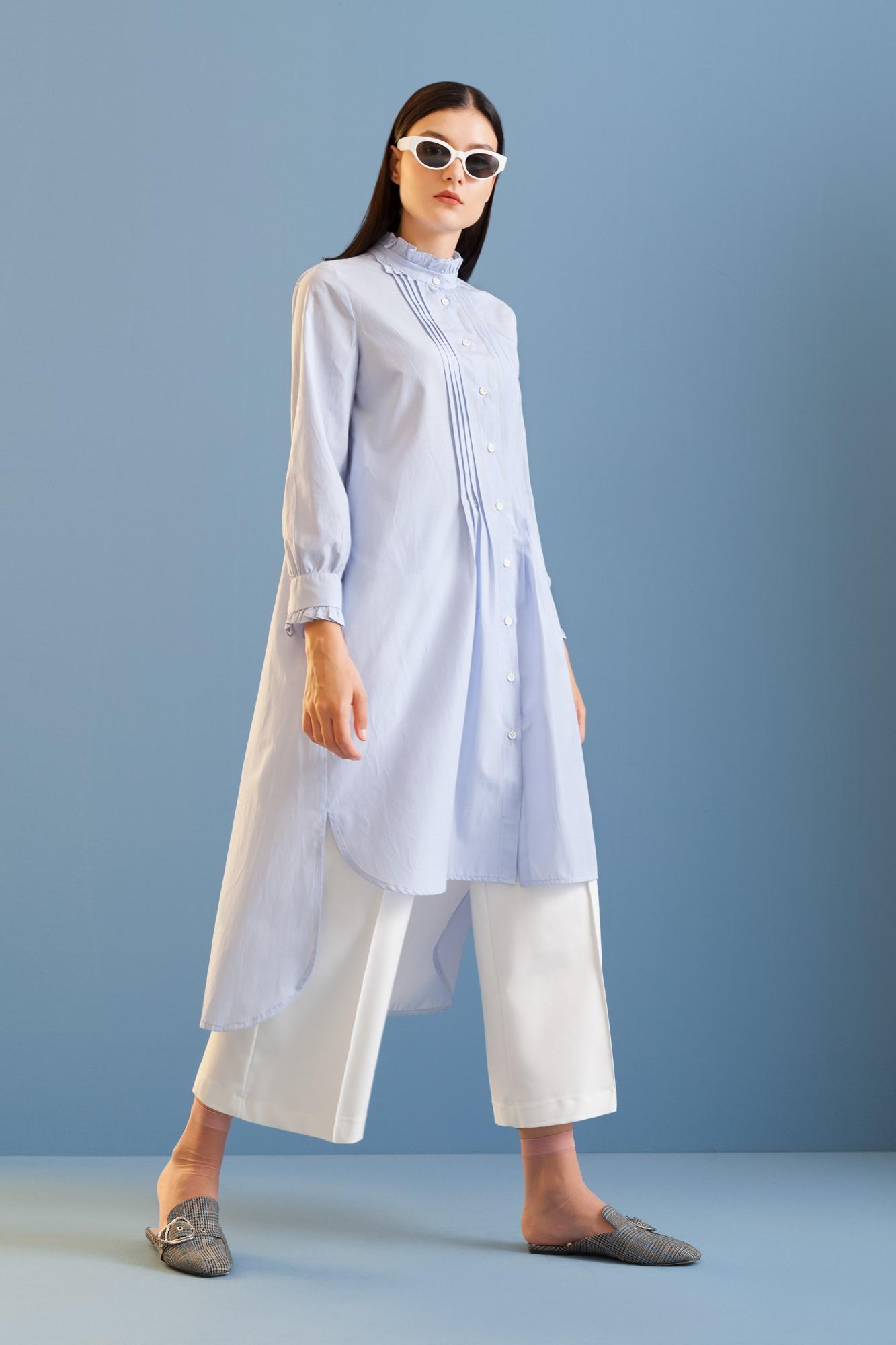 Kuaybe Gider - 5110 Tunik Mavi