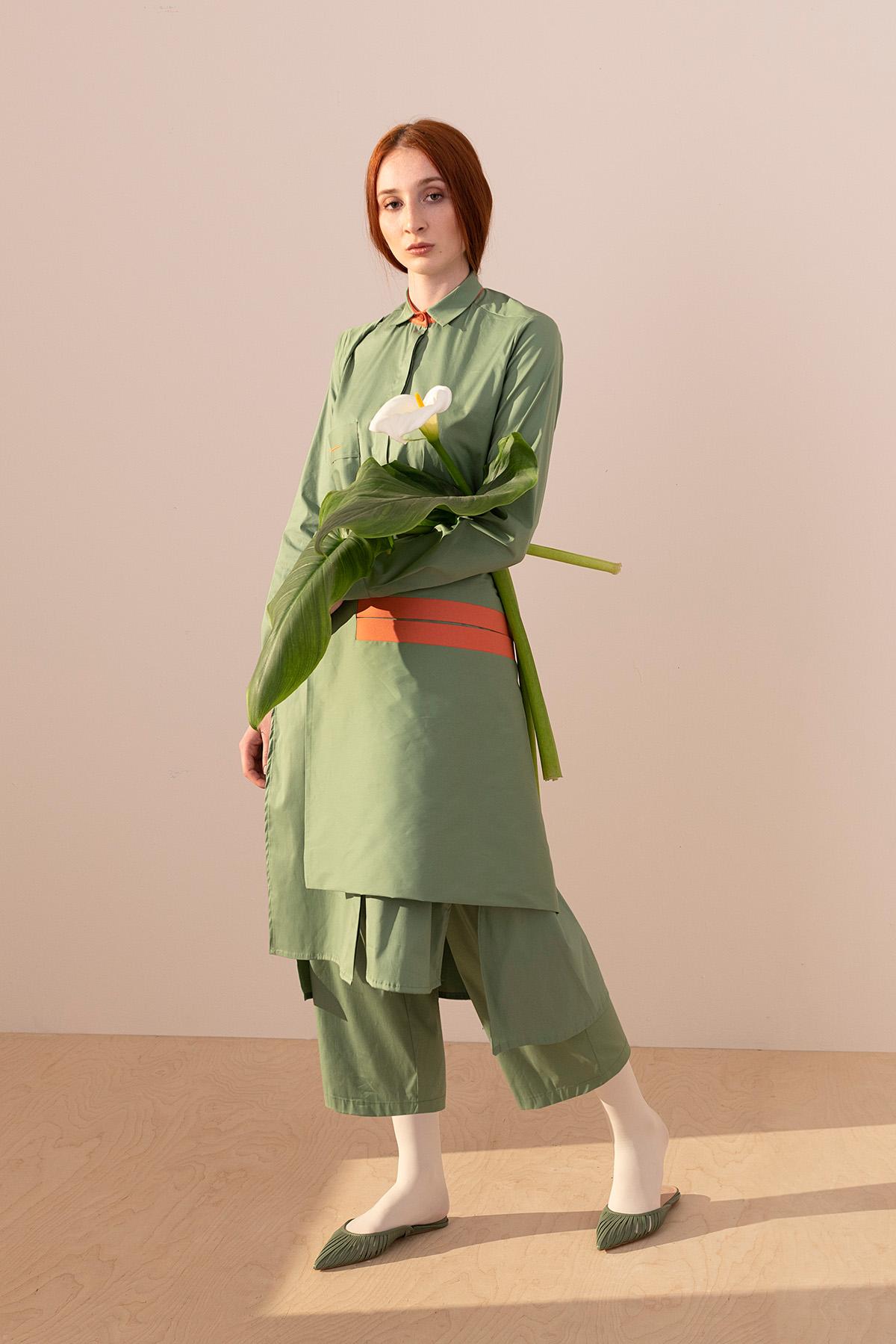 - 5126 Tunik Yeşil