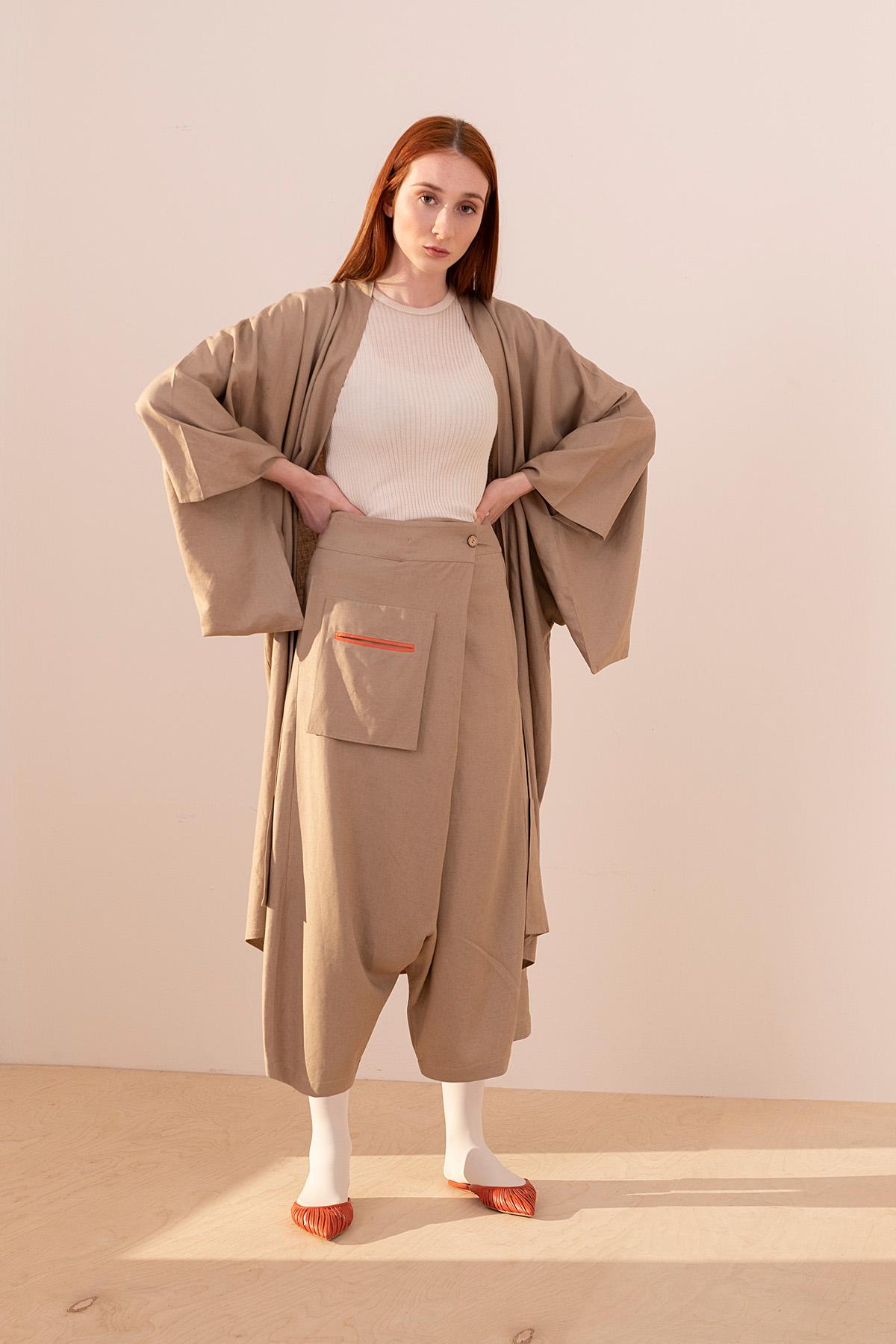 - 7093 Kimono Toprak