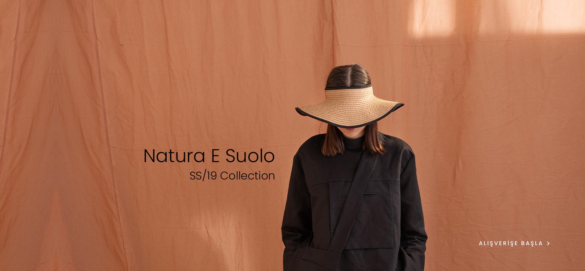 Natura E Suolo SS/19 Collection