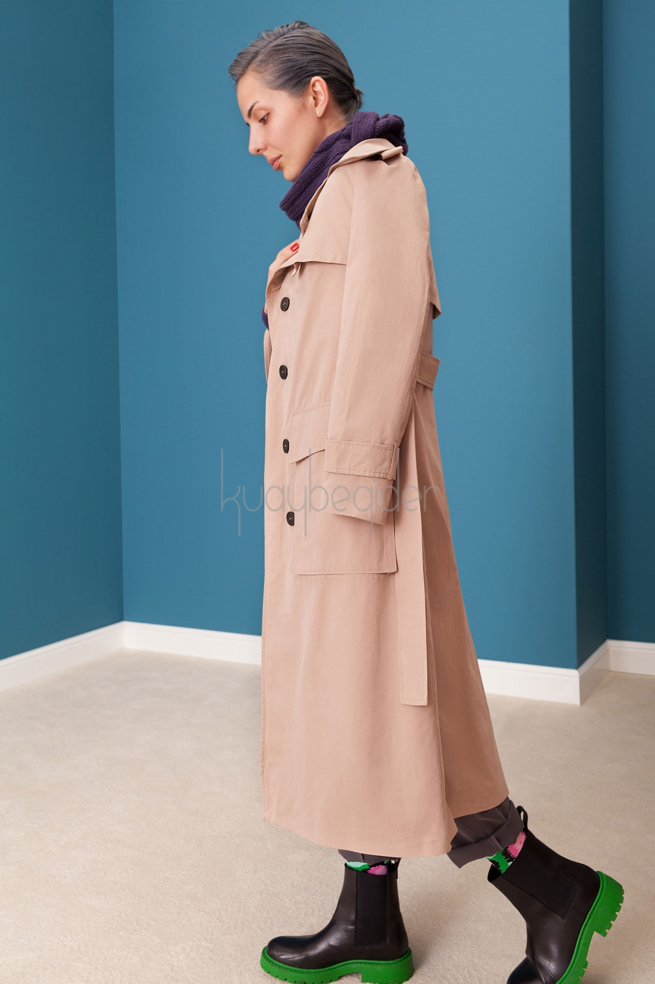Kuaybe Gider - Camel Vento Trench