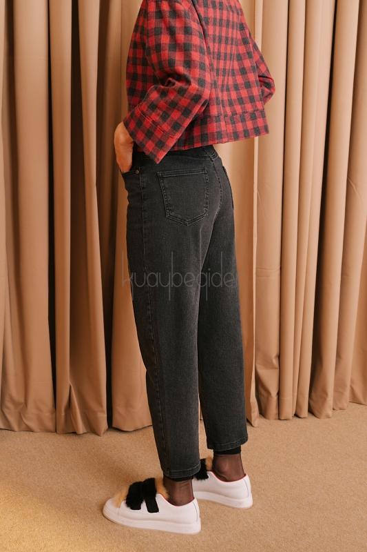 Kuaybe Gider - D4007 Pantolon (1)