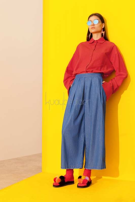 Kuaybe Gider - Piled Jean