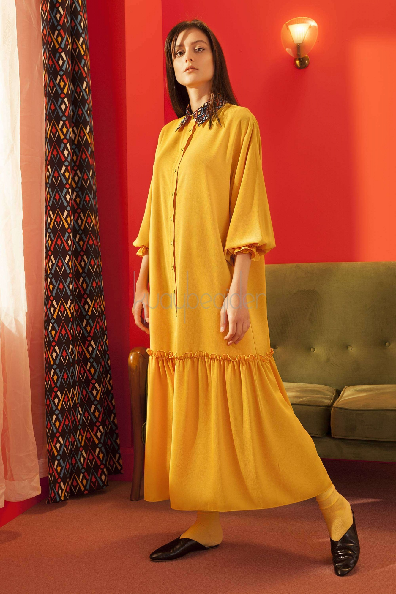 Kuaybe Gider - Giorno Elbise