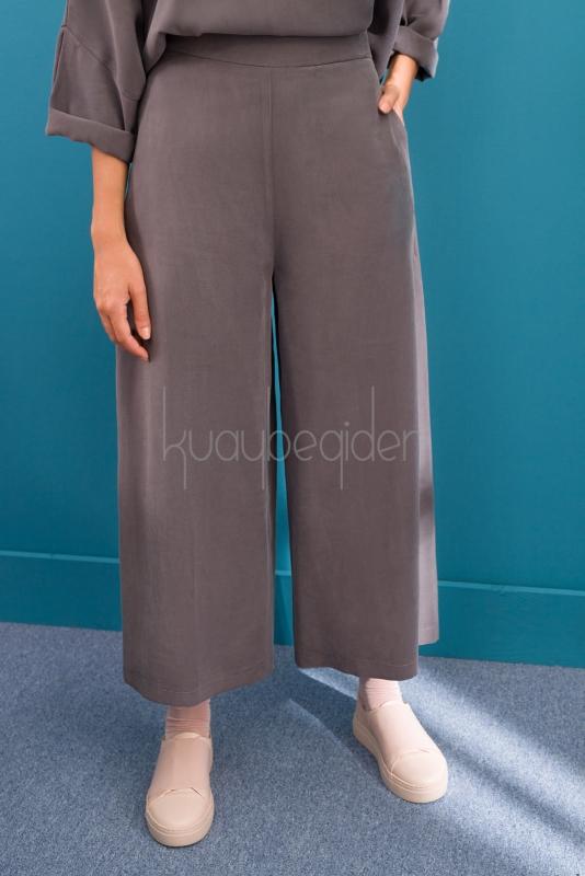 Kuaybe Gider - Gri Mistero Pantolon (1)