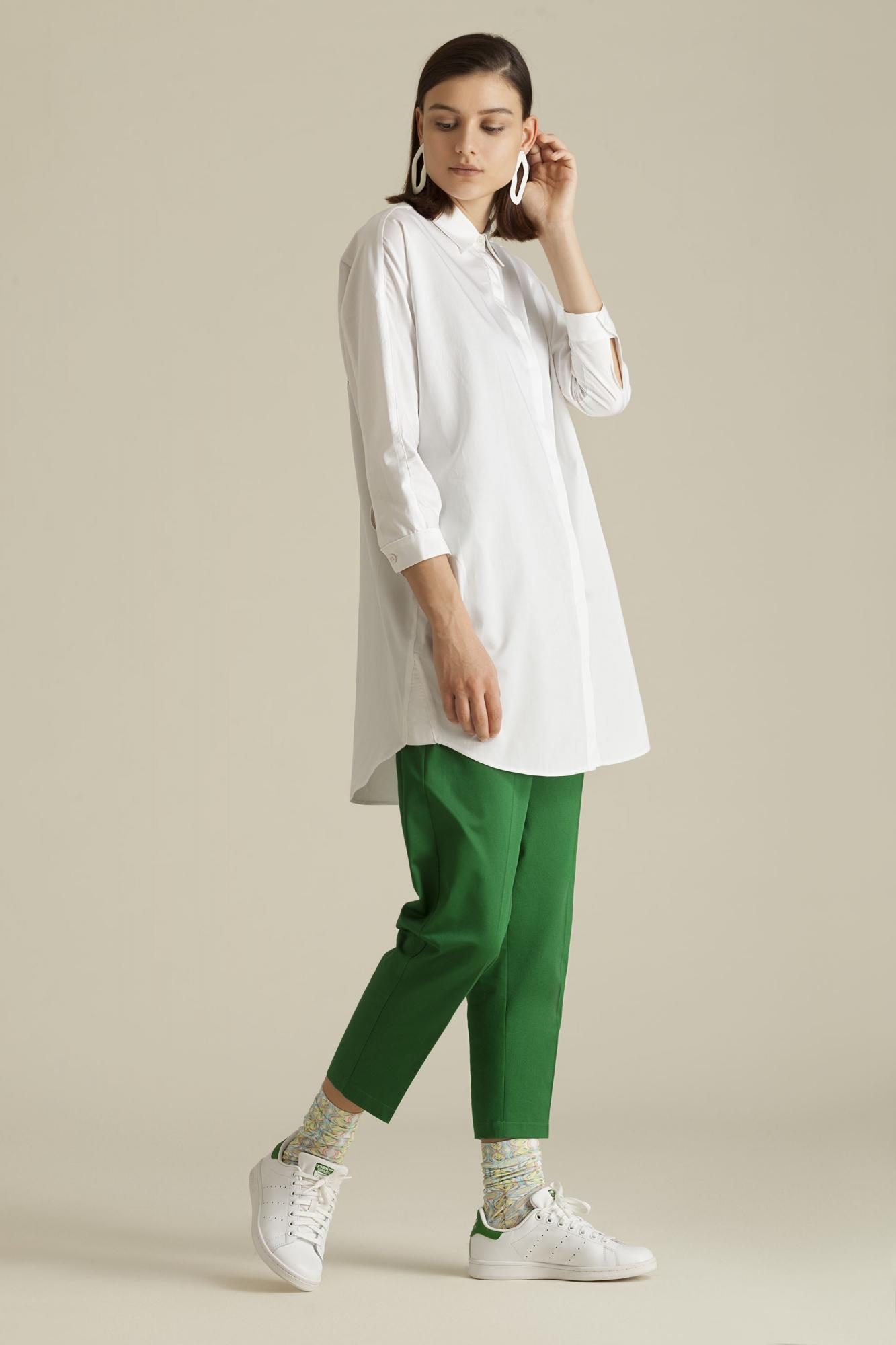 1039 Gömlek Beyaz