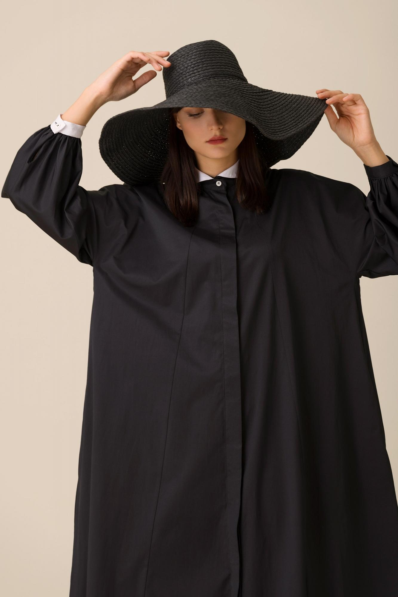 Kuaybe Gider - 2079 Elbise Siyah