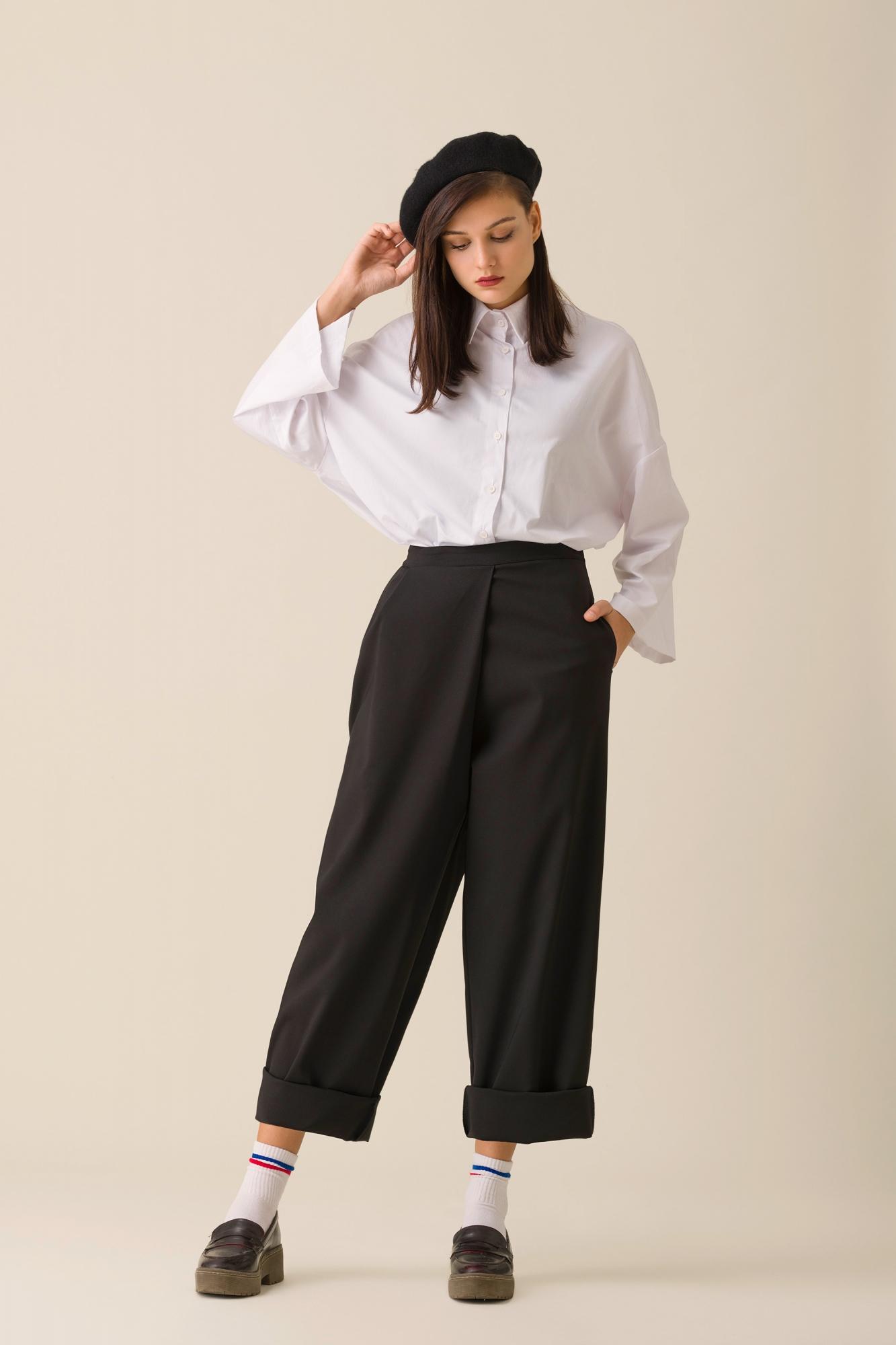 Kuaybe Gider - 4049 Pantolon Siyah