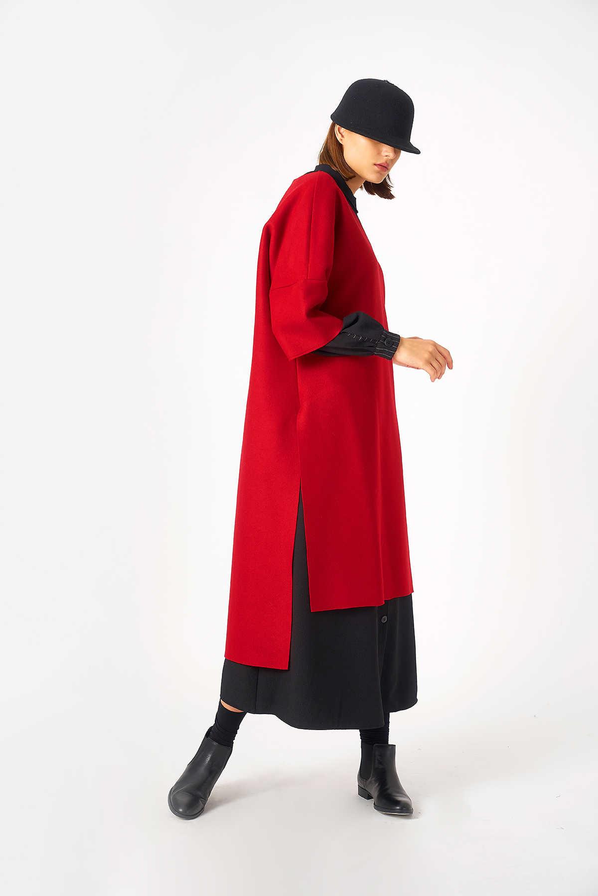 5114 Tunik Kırmızı