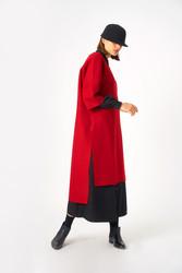 5114 Tunik Kırmızı - Thumbnail