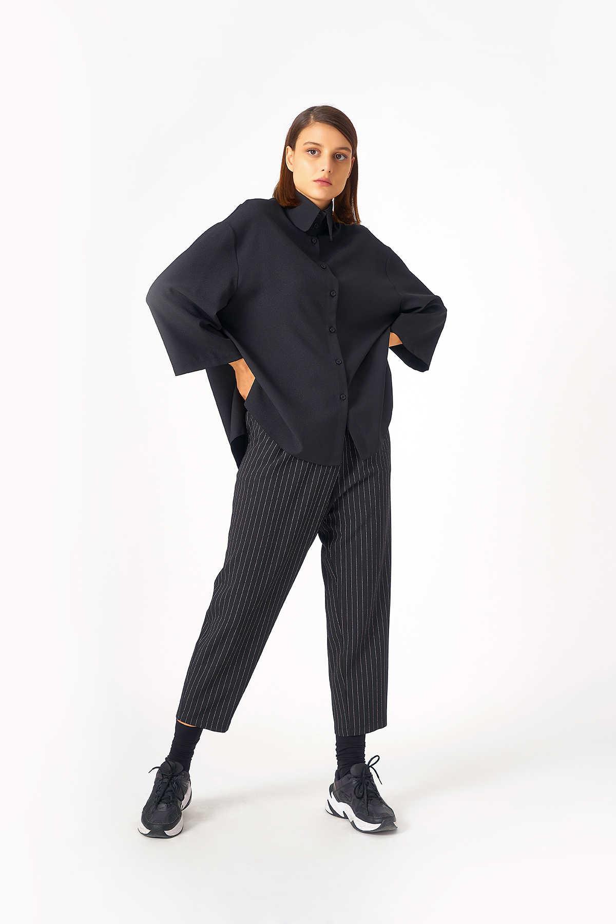 Kuaybe Gider - 5120 Tunik Siyah