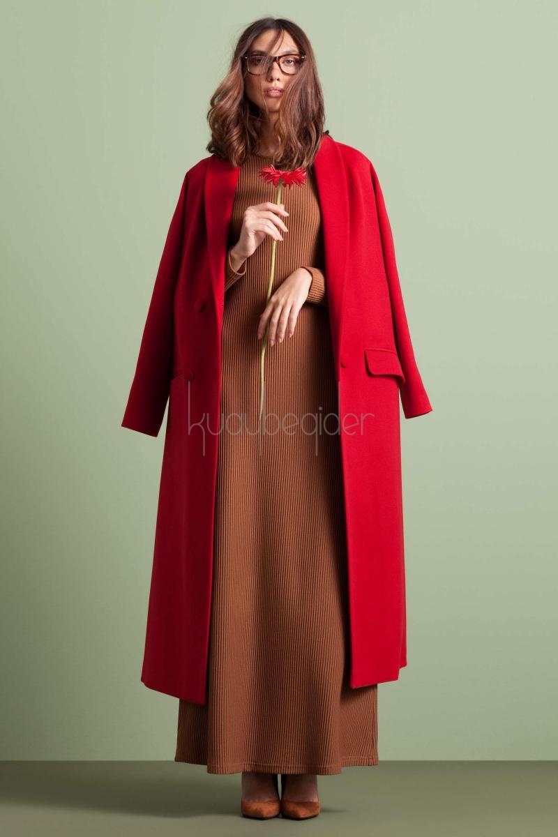 Kuaybe Gider - Camel Baja Elbise