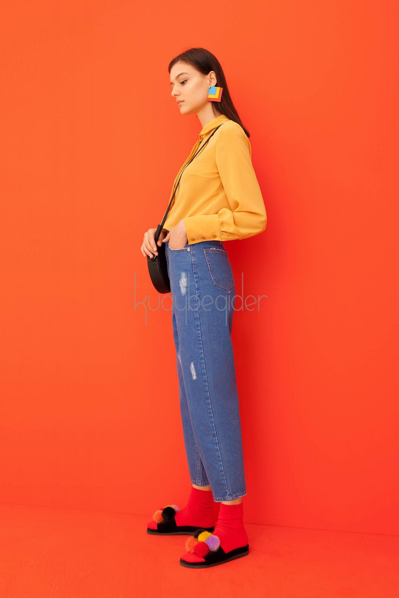 Kuaybe Gider - D4005 Carot Jean