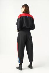 Kuaybe Gider Siyah Kadın Pantolon 4070 - Thumbnail