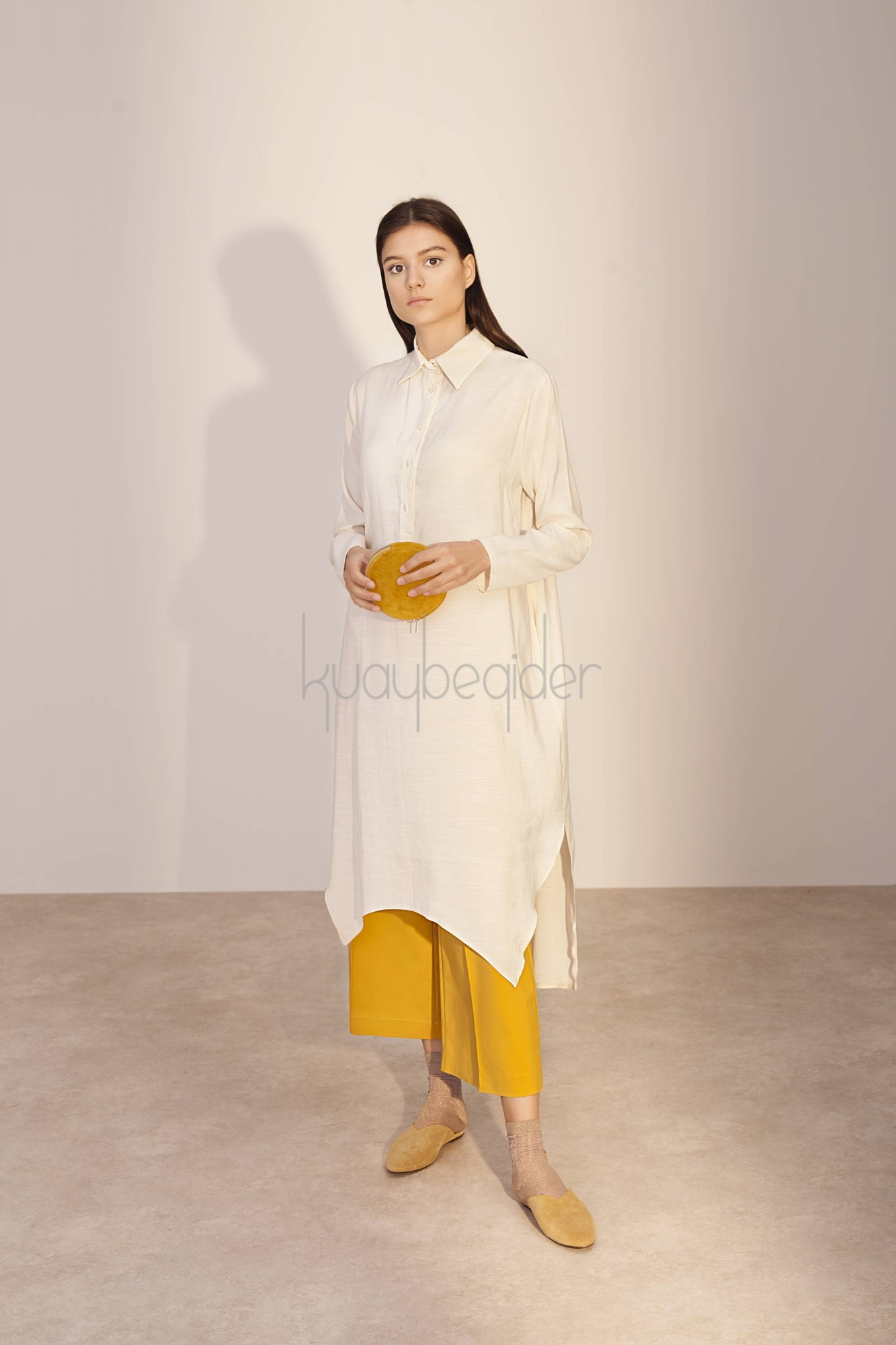 Kuaybe Gider - Vela Long Tunik