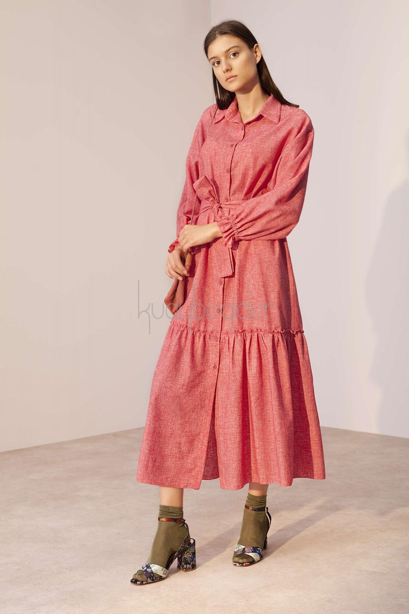 Kuaybe Gider - Nar Melanj Vela Elbise