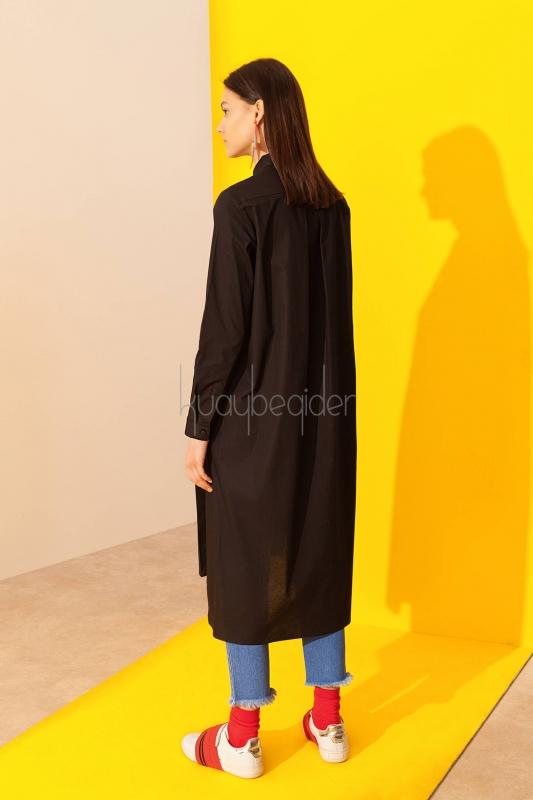 Kuaybe Gider - Siyah Fenomeno Tunik (1)