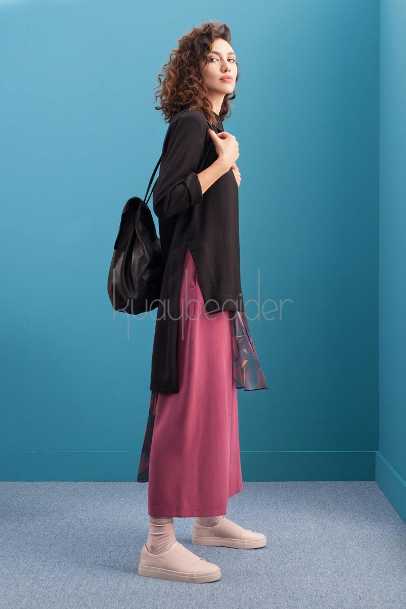 Kuaybe Gider - Siyah Luce Tunik